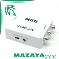 Saintholly Konverter HDMI to AV - ST-209 Promo