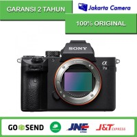 kamera mirrorless Sony A7 mark iii alpha 7 mark iii