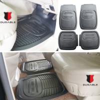 All New Brio Karpet Mobil Durable Karet PVC 4pcs Carmat Universal