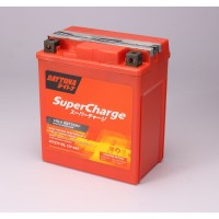 Aki Daytona Max Series Supercharge VRLA Battery DYTZ7V-BS-6Ah