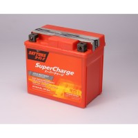 Aki Daytona Max Series Supercharge VRLA Battery DYTZ7V-BS-6Ah NMAX