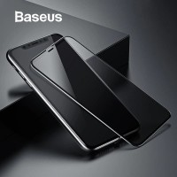 BASEUS Anti Spy Iphone X XS MAX Tempered Glass Screen Protector