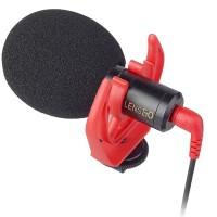 LensGo On LYM - DMM1 Microphone Condenser Directional Vlog Smartphone