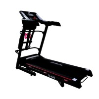 Treadmill Elektrik 2HP Manual Incline Total Fitness TL 645 MURAH COD