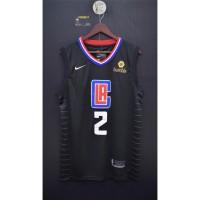 Jersey Basket L.A CLIPERS 2019-20.KAWHI LEONARD.Black.Swingman Jersey