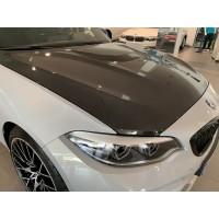 Original BMW F87 M2 M Performance Carbon Fiber Hood Kap Mesin