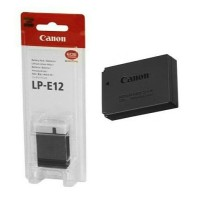 Batre Battery Canon LP-E12 For Canon EOS M2 M10 100D