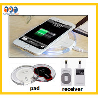 Fantasy Wireless Charger For Iphone + Receiver Lightning/Pad Charging