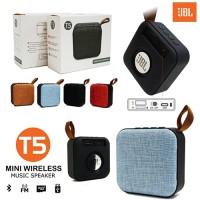 Speaker Bluetooth Mini JBL T5 - Wireless Music Portable Kecil