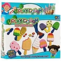 Mainan Lilin Anak Playdough Ice Cream SET SERI 528