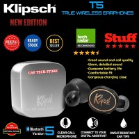 Klipsch T5 / T 5 True Wireless Earphones Original