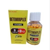 Betominplex Vitamin B Complex Plus B12