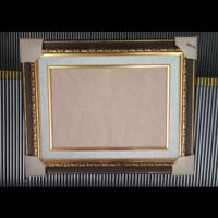 bingkai foto piagam/ bingakai A4 uk 20x30cm/bingkai ukir lebar