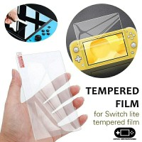 Tempered Glass Pelindung Layar Screen Protector Nintendo Switch Lite