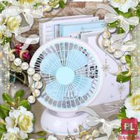 Jual Baru Mini Usb Desk Fan 7 Inches Summer Fan Super Silent