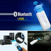 Bluetooth USB Audio tanpa Kabel AUX