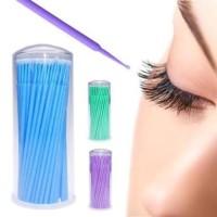 microbrush botol isi 100pc per botol eyelash extension