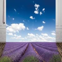 HUAYI blue sky Photography Backdground Photographic Backdrops