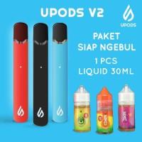 Paket Upods switch it Pods system paket siap kebul pods vape vapor