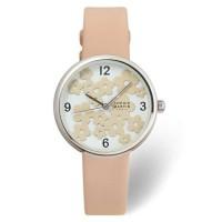 Terbaru Jam Tangan Wanita Waterlily Cream Watch Sophie Martin Paris