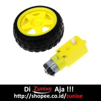 Smart Wheel DC motor Gear Box 1 48 Roda Robot