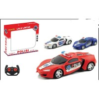 Mainan Anak Laki Laki - Mobil Remote Control Polisi Police Car RC R C