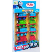 DIECAST THOMAS 8 PCS 1210-19E