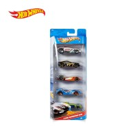 Hot Wheels 5-Car Pack - Mainan Mobil Balap
