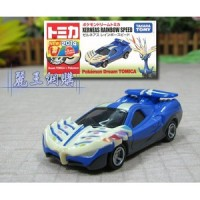 Tomica Dream Xerneas Rainbow Speed Pokemon Takara tomy Diecast