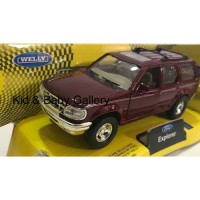 DIE CAST WELLY FORD EXPLORER MBWK 008
