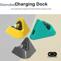 Base Stand Dock Holder Charging Charger Type C Nintendo Switch Lite