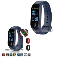 Smartwatch band health Bluetooth navy