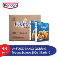 Unifood Bakso Goreng 200g - 1 Karton