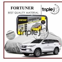 Cover Sarung Mobil FORTUNER Waterproof 3 LAPIS Deluxe Not Urban