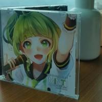 CD Lagu Mintchan: Mengejar Mimpi