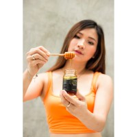 Madu Diet dan Detox [150 gram] - Trigona Raw Honey - Trigona Klanceng