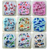 Cluebebe Reusable Cloth Diapers Motif