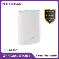 Netgear Orbi RBS50 Tri Band WiFi Add on Satellite AC3000 Mesh Extender