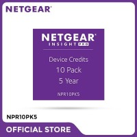 Netgear Insight Pro NPR10PK5 10 Pack 5 Year