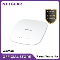 Netgear WAC540 Wireless Access Point AC3000 Garansi 5 Tahun