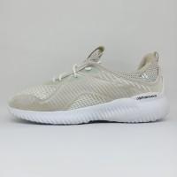 Sepatu Lari Adidas Alphabounce Putih Premium Putih Pria Wanita Sport