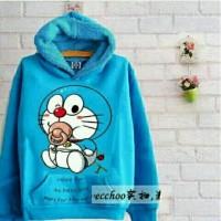 Sweater Doraemon ms 3 warna pilihan