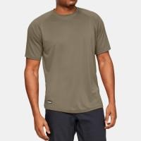 Under Armour Original UA Tactical Tech T-Shirt Kaos Coklat 1005684-499