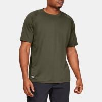 Under Armour Original UA Tactical Tech T-Shirt Kaos Hijau Army 390