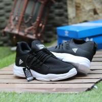 sepatu sport casual running sneakers adidas torsion men premium 2020