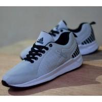 sepatu sport casual adidas neo run baru sneakers premium