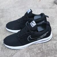 sepatu sport casual nike flyknite zoom rajut sneakers premium 2020