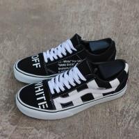 sepatu vans old skool premium bnib termurah 2020 bape x off white 2020