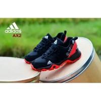 sepatu tracking adidas ax 2 sneakers sport casual pria termurah premiu