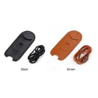 [AN] Leather Lanyard Gantungan Tali for Nord Kit - Authentic